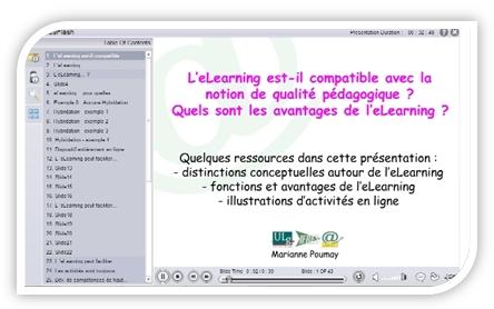 Portail Skoden pour la formation ouverte et à distance - Le e-learning est-il compatible avec la qualité pédagogique ?